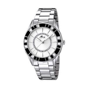 【送料無料】腕時計 ウォッチ アラームトレンディスチールreloj lotus trendy mujer acero158911