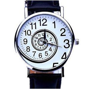 【送料無料】腕時計 ウォッチ ブラックホワイトレディースアナログターンseoras reloj negro blanco tiempo al trasladar su vez girar analgico relojes regalo presente uk