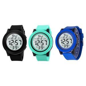 【送料無料】腕時計 ウォッチ デジタルスポーツウォッチスポーツ3xhonhx reloj deportivo digital relojes de fecha del deporte de lujo de d5d3