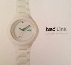 【送料無料】腕時計 ウォッチ リンクアナログホワイトスモールサイズnuevo reloj anlogo de enlace breo en blanco tamao pequeo