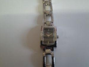 腕時計 ウォッチ レディースシルバークォーツreloj de cuarzo plata para damas