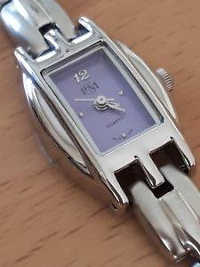 【送料無料】腕時計 ウォッチ ストラップフィリップメルシエクォーツnuevo y sin usar fab philip mercier cuarzo reloj para dama correa ajustable