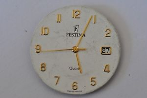 【送料無料】腕時計 ウォッチ original festina eta 255411 movement no working ref12108