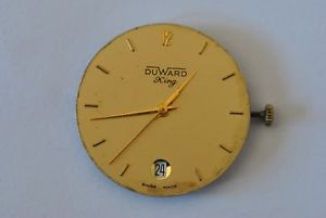 【送料無料】腕時計 ウォッチ original duward eta 955414 movement untested ref12097