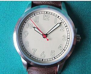 【送料無料】腕時計 ウォッチ アラームロシアeaglemoss 1950s reloj astronauta ruso