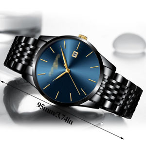 腕時計 ウォッチ ファッションビジネスクラシックウォッチタイプシングルmoda hombres quartz wrist watch business relojes multifunctional classic type sg