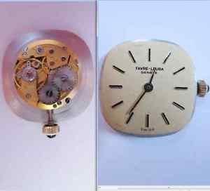 【送料無料】腕時計 ウォッチ ファーブルパーツジュネーブfavre leuba geneve 616 cal movimento movement old wrist watch for parts working