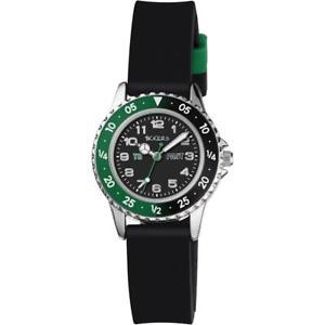 【送料無料】腕時計 ウォッチ シリコンストラップウォッチtikkers nios reloj con correa de silicona negro profesor de tiempotk0139
