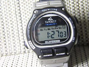 【送料無料】腕時計 ウォッチ メートルロットナイトスポーツdeportivo reloj de caballero aos 90 sumergible 100 metros sin uso lote watches