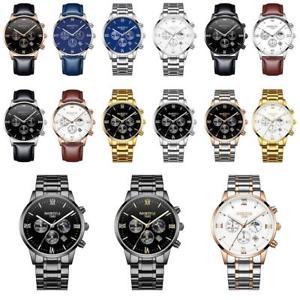 【送料無料】腕時計 ウォッチ クォーツアナログステンレススチールブランドmilitary watches men quartz analog men watches stainless steel luxury brand oe