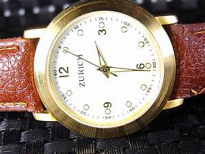 【送料無料】腕時計 ウォッチ チューリッヒバッチナイトantiguo zurich aos 90 sin uso antiguo stok de caballero funciona lote watches