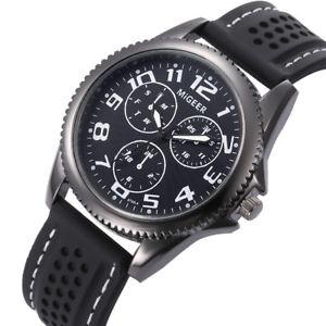 【送料無料】腕時計 ウォッチ シリコンストラップスポーツウォッチhombres militar reloj deportivo correa de silicona
