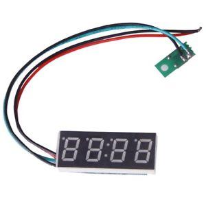 【送料無料】腕時計 ウォッチ デジタルクロックバイク3xreloj digital para moto o coche formato 24 h, 16 mm, ajustable, 730 v, s2c7