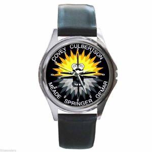 【送料無料】腕時計 ウォッチ スペースシャトルアトランティスラウンドクロックベルトnasa sts38 lanzadera espacial atlantis redondo plateado reloj de metal correa