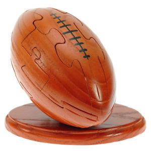 【送料無料】腕時計 ウォッチ ラグビーボールパズルゲームpelota de rugby 3d juegos de puzzles para adultos y ninos regalos novedosos o7