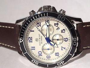 【送料無料】腕時計 ウォッチ クロノグラフ¥accurist crongrafo 7055 rrp 120
