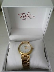 【送料無料】腕時計 ウォッチ ゴールドトーンレディースクリスマスseoras reloj de tono oro regalo de navidad