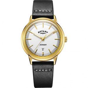 【送料無料】腕時計 ウォッチ ロータリーアラームrotary de caballero oro avenger reloj gs0534303