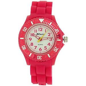 腕時計 ウォッチ ラヴェルベゼルシリコンストラップスポーツウォッチravel nias nios bisel giratorio correa de silicona reloj deportivo