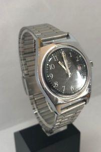 腕時計 ウォッチ アンカースチールブレスレットレトロビンテージmaestro reloj de pulsera anclaje seoresmanoacero pulseraretro amp; vintage