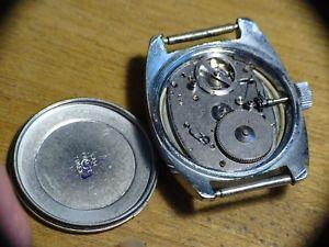 腕時計 ウォッチ ビンテージvintage montre mcanique kelton waterproof 25 mtres incomplte cal52d