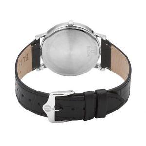 腕時計 ウォッチ テンポクラシックカサシルバーネロorologio solo tempo uomo bulova classic 96b104 cassa acciaio silver pelle nero
