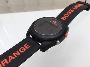 腕時計 ウォッチ デザイナーシリコンデジタルボスボスオレンジgenuino reloj de diseador hugo boss boss orange para hombre digital silicona rrp  189 b36
