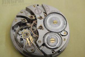 腕時計 ウォッチ スプリングフィールドイリノイポケットウォッチパーツ