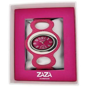 腕時計 ウォッチ ロンドンレディースデザインリングピンクレザーウォッチブレスレットzaza londres damas anillo diseo esfera rosa amp; de cuero correa de reloj llb864