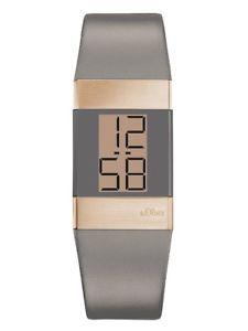 【送料無料】腕時計 ウォッチ オリバーアラームデジタルクロックs oliver reloj reloj digital so2950ld