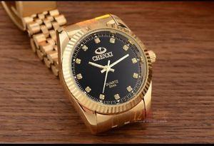 腕時計 ウォッチ ブランドトップラグジュアリーレディースゴールドクリスマスchenxi brand top luxury ladies gold watches xmas gifts for her wife female women