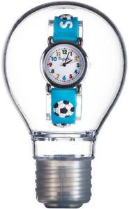 腕時計 ウォッチ ステンレススチールアナログシリコーンペンギンeichmller kinderuhr analgico reloj azul acero inoxidable silicona pinginos peces 34973