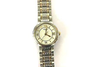 【送料無料】腕時計 ウォッチ ロータリートーンステンレススチールブレスレットポンドseoras rotary dos tonos de acero inoxidable pulsera reloj rrp 135 lb0402601