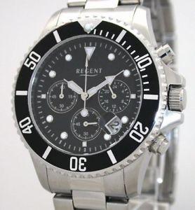 【送料無料】腕時計 ウォッチ リージェントスチールクロノユーロバーregent steel os 20 chrono f653 pvp 128,00 eur 5 bar wr nuevo
