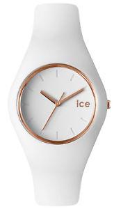 【送料無料】腕時計 ウォッチ ホワイトローズゴールドicewatch glam white roseoro fantastico 000977