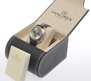 【送料無料】腕時計 ウォッチ クロノグラフhaurex, flame cronografo orologio uomo, ref9a252xsn d58
