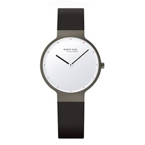 【送料無料】腕時計 ウォッチ ベーリングレディアラームウルトラスリムブラックbering seora reloj reloj pulsera max ren ultra slim 12631874 negro