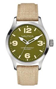 【送料無料】腕時計 ウォッチ スプリングorologio nautica spring 2013 uomo a11558g