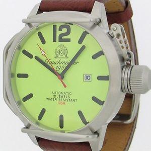 腕時計 ウォッチ アラームxlautomatico militar reloj uboot kronensicherung t0133