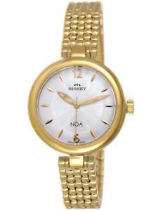 【送料無料】腕時計 ウォッチ ゴールドエディションスイスbisset gno bsbe 81 gold edition swiss made fantastico reloj de pulsera