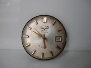 腕時計 ウォッチ マシンフィールドタイタンスイスmquina y esfera reloj pulsera titan de luxe 1970 suiza 21 gemas automtico