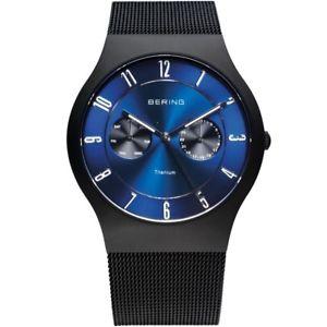 【送料無料】腕時計 ウォッチ ベーリングウォッチnuevo reloj para hombres 11939078 de bering