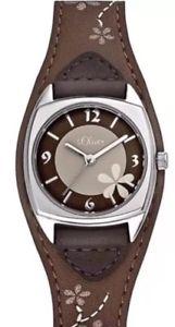 腕時計 ウォッチ オリバーウォッチストラップreloj de cuarzo oliver girls anlogo con correa de cueroso1561lq