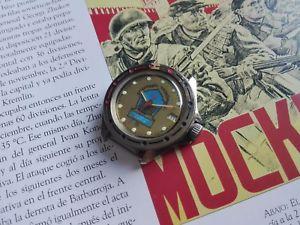 【送料無料】腕時計 ウォッチ ロシアヴォストーククロックロシアヴォストークウォッチreloj ruso vostok  russian vostok komandirskie watch