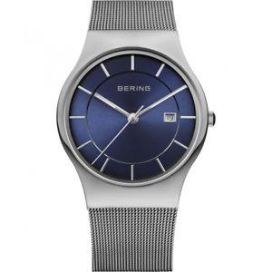 【送料無料】腕時計 ウォッチ ベーリングクリスタルサファイアアラームbering reloj para los hombres con cristal zafiro 11938003