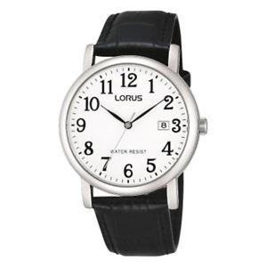 【送料無料】腕時計 ウォッチ レザーウォッチストラップlorus de caballero reloj correa de cuero rg835cx9 lnp