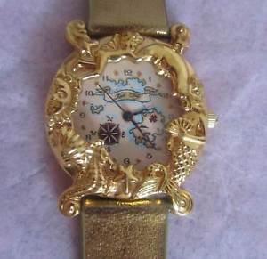 腕時計 ウォッチ ネバーランドラングスサイレンマップkirks folly sirena neverland foreverland reloj de mapa del tesorobatera nueva