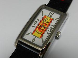 【送料無料】腕時計 ウォッチ nuevo anuncioreloj de cuarzo j amp; b coleccionable movimiento por time force nuevos y sin uso