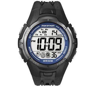 【送料無料】腕時計 ウォッチ マラソンマンアラームreloj timex t5k359 para hombre ironman marathon reloj digitalnuevo