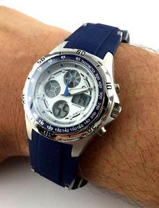 【送料無料】腕時計 ウォッチ オロロジオジャマイカクオーツアナログアラームウォッチorologio jamaica by pryngeps analogico digitale watch quartz reloj wt 3atm